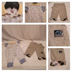 ☆☆☆ BUY 2 GET 1 FREE ☆☆☆ GUC Baby Boy Clothes